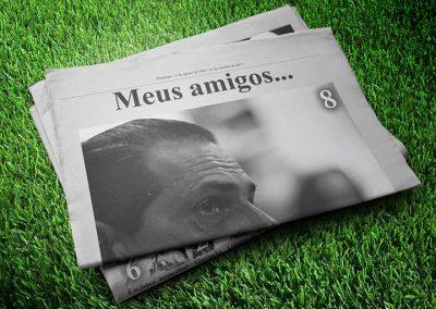 """Jornal """"Meus Amigos…"""""""